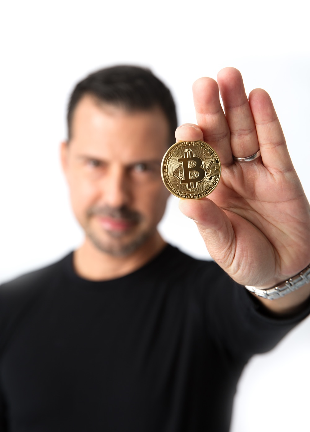 George Levy - Blockchain, Bitcoin and Cryptocurrency